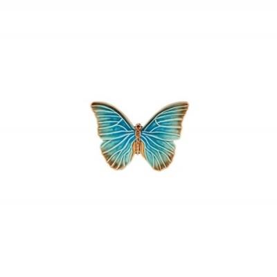 Bordallo Pinheiro - Peça de parede ,borboleta Cloudy Butterflies - Claudia Schiffer