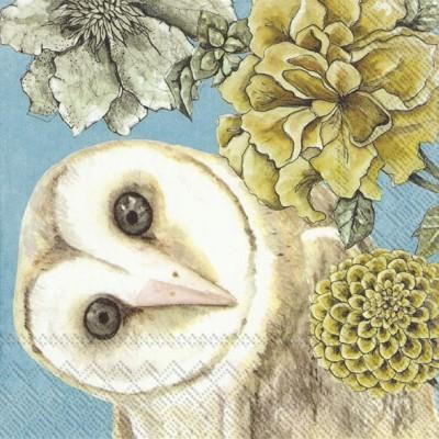 Guardanapos de papel Owl Tale