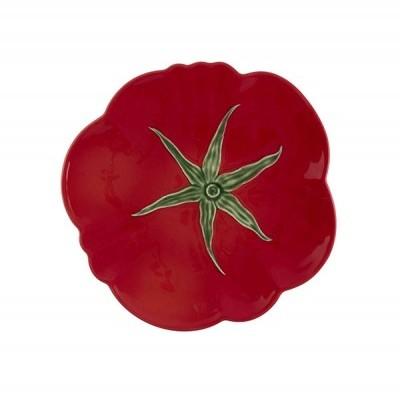 Bordallo Pinheiro-Tomate - Prato Raso 29