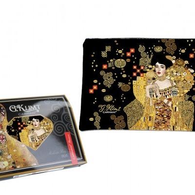 Mestres da pintura - Klimt- Adele - Necessaire