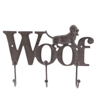 Cabide de parede ferro Woof