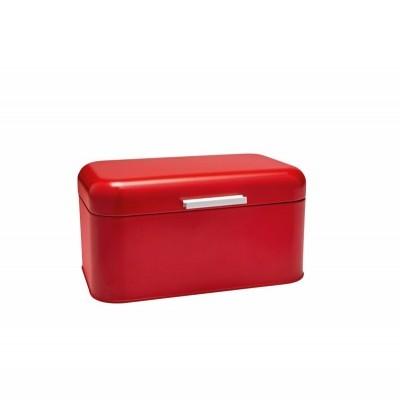 Brandani- Caixa pão vermelha