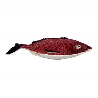 Bordallo Pinheiro - Peixe Travessa 51cms