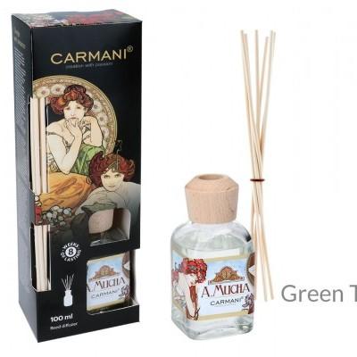 Mestres da pintura A. Mucha  mikado aroma chá verde