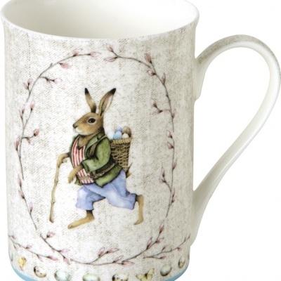 IHR- Caneca coelho porcelana