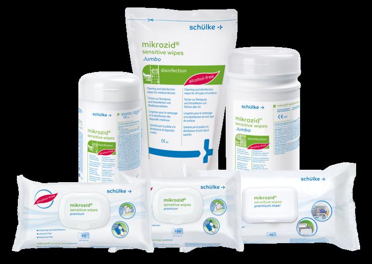 Mikrozid Sensitive Wipes emb. 200 toalhitas