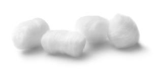 Algodão Hidrófilo em maço de 80gr pc.10 embalagens