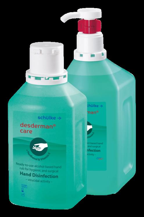 Desderman Care 500 ml Liq