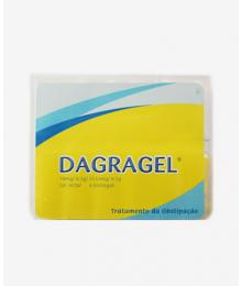Gelatina + Glicerol, 78 mg/6.5 g + 5532 mg/6.5 g (Dagragel) cx.6