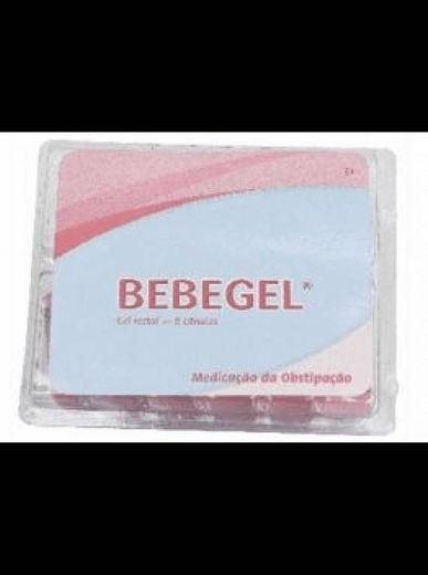 Glicerol, Bebegel Gel retal 3830 mg/4.5 g cx.6