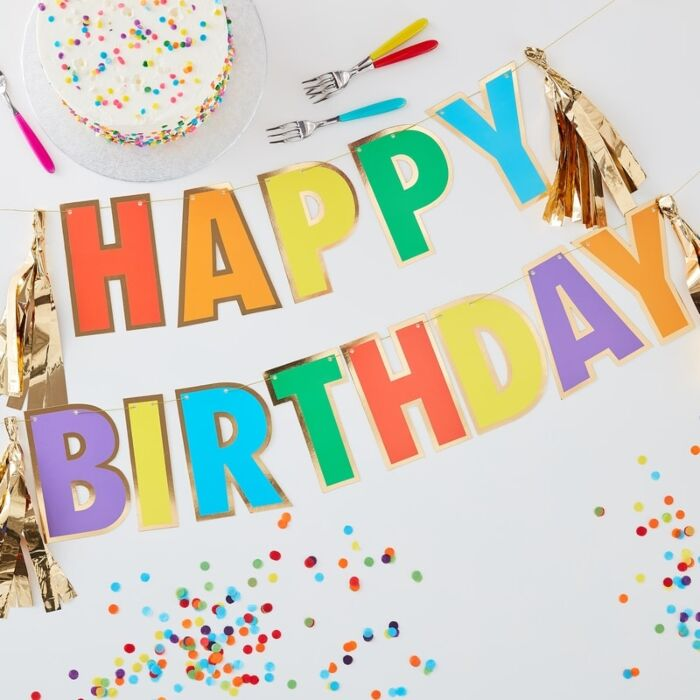 Grinalda Happy Birthday