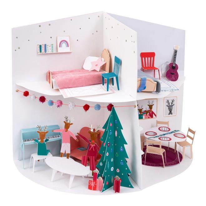 Calendário advento Casa de Natal