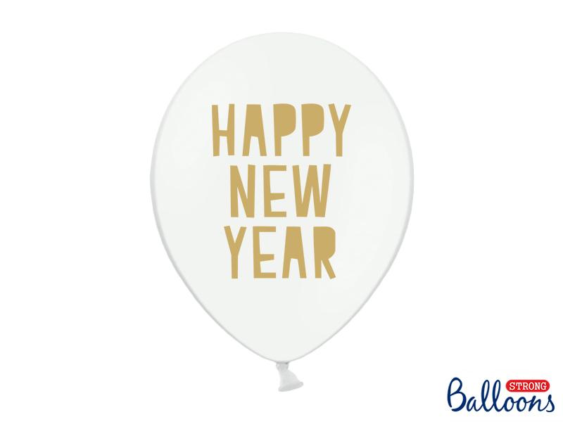 Balões Happy New Year