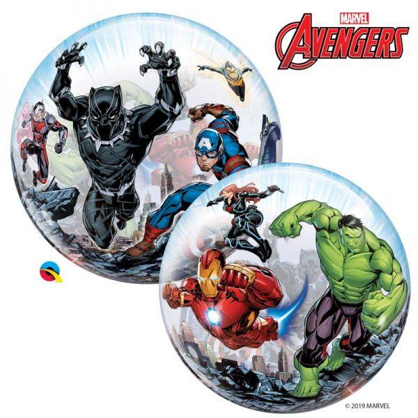 Bubble Avengers