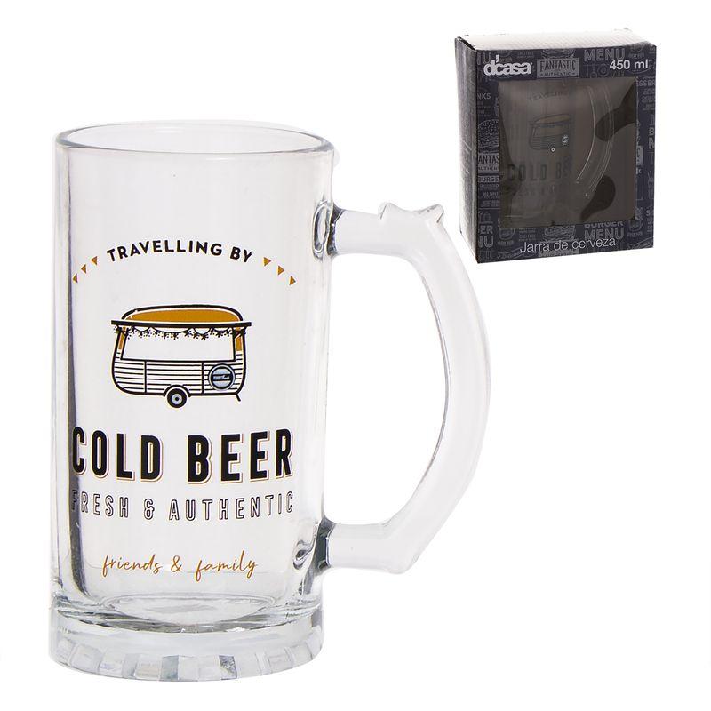 Caneca cerveja Food Truck