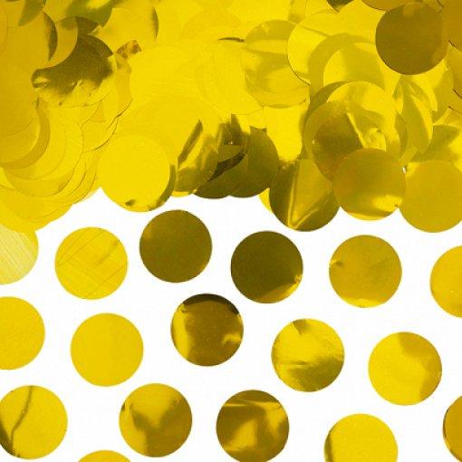 Confetis ouro metalizado