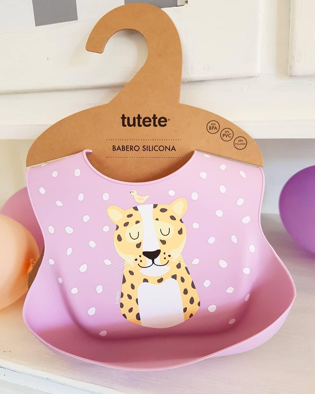 Babete leopardo