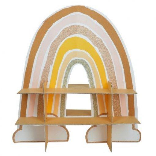 Cupcake Stand arco-íris