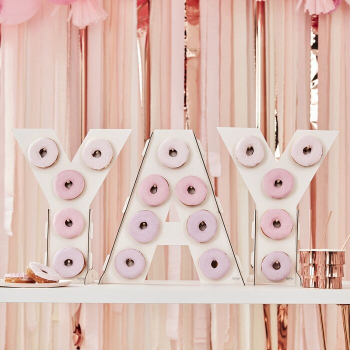 Donut Wall Stand YAY