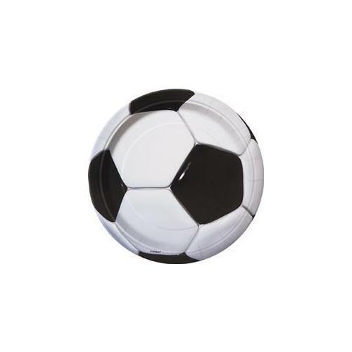 Pratos bola futebol