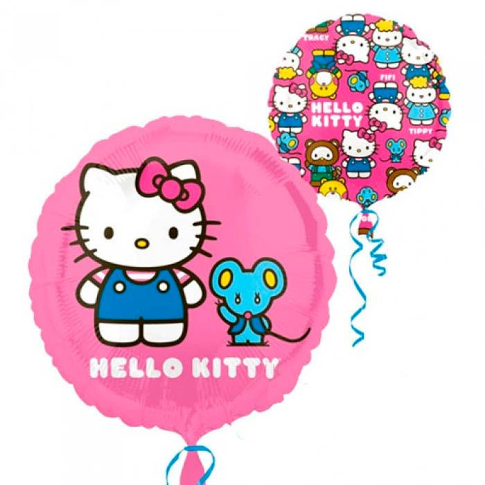 Balão Hello Kitty