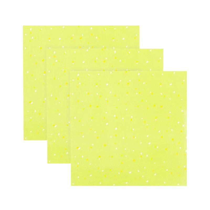 Guardanapos lima limão