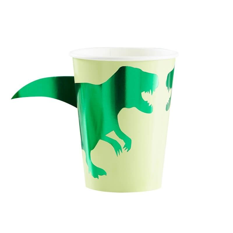 Copos dinossauro