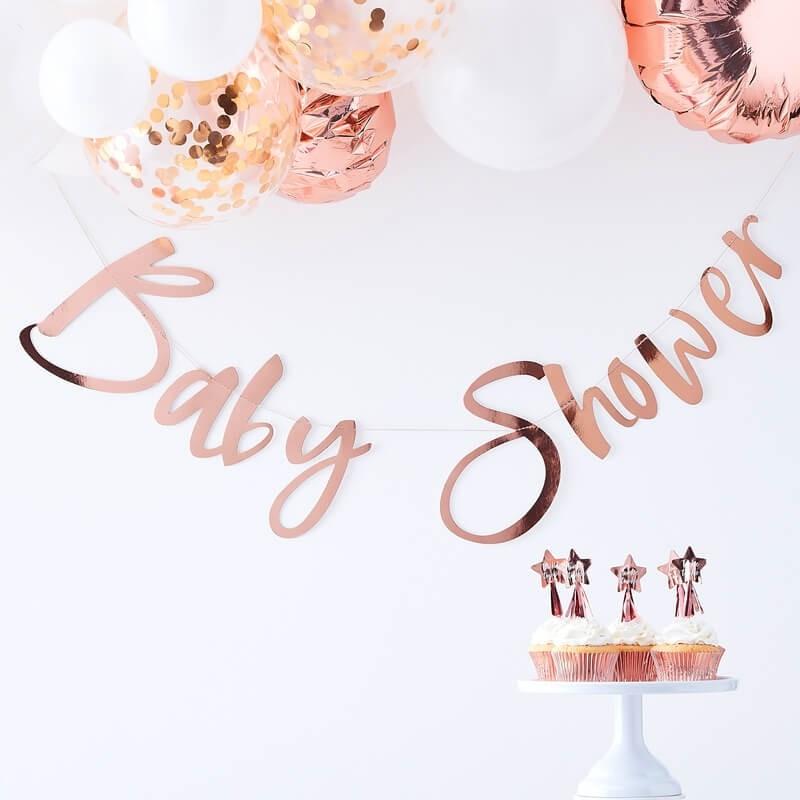 Grinalda baby shower