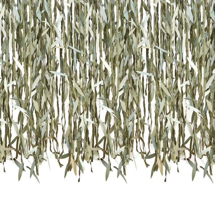 Backdrop folhas