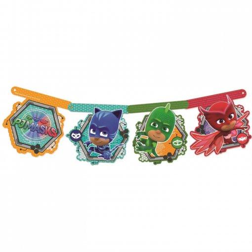Banner Pj Masks