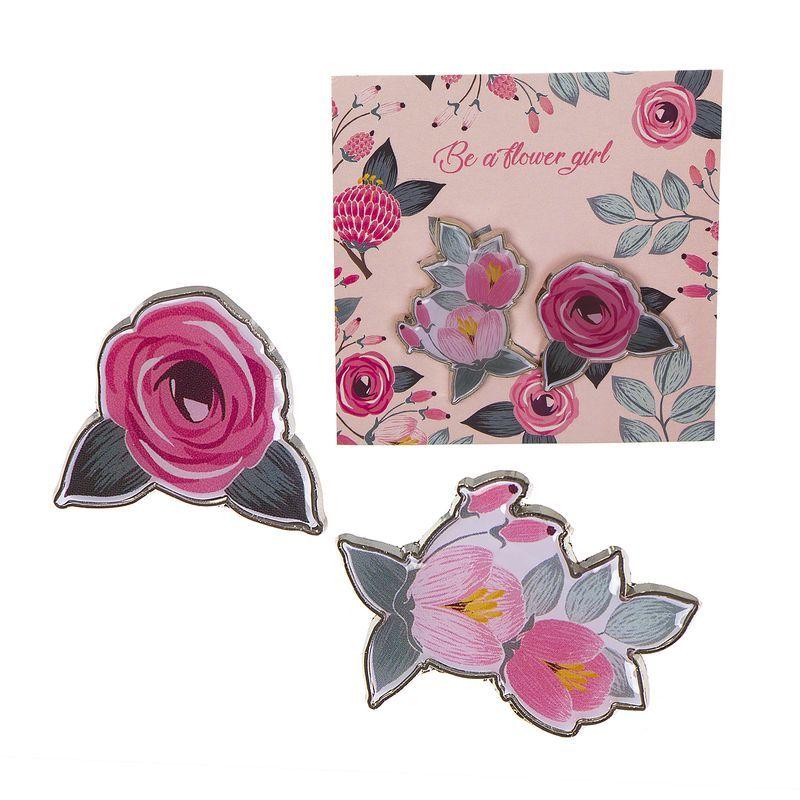 Pins Flower