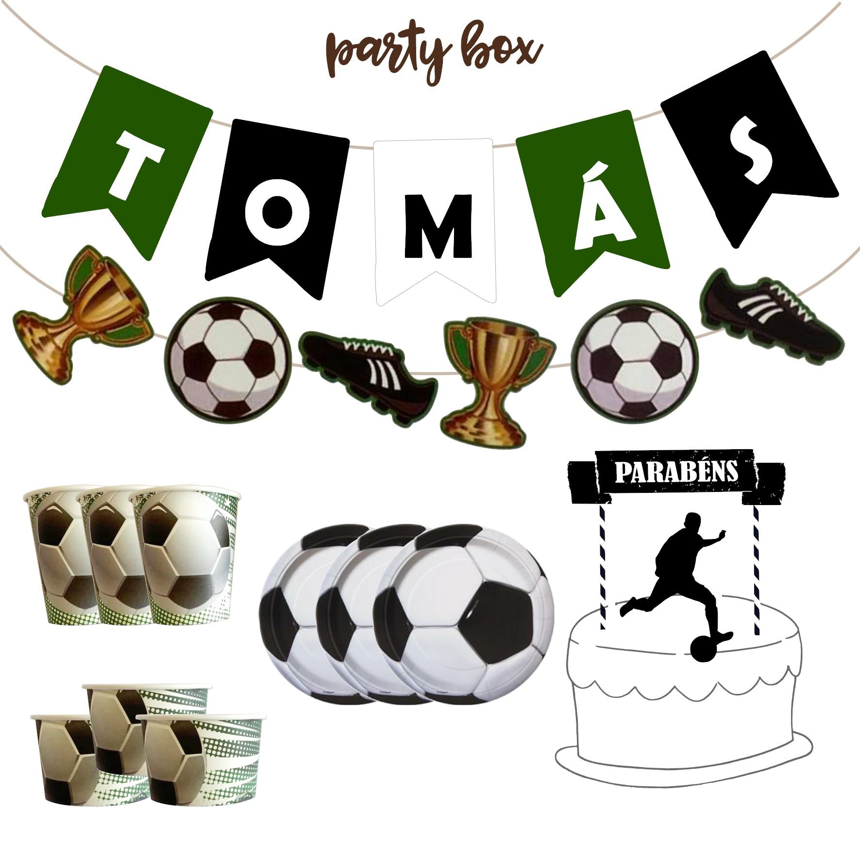 Party box futebol