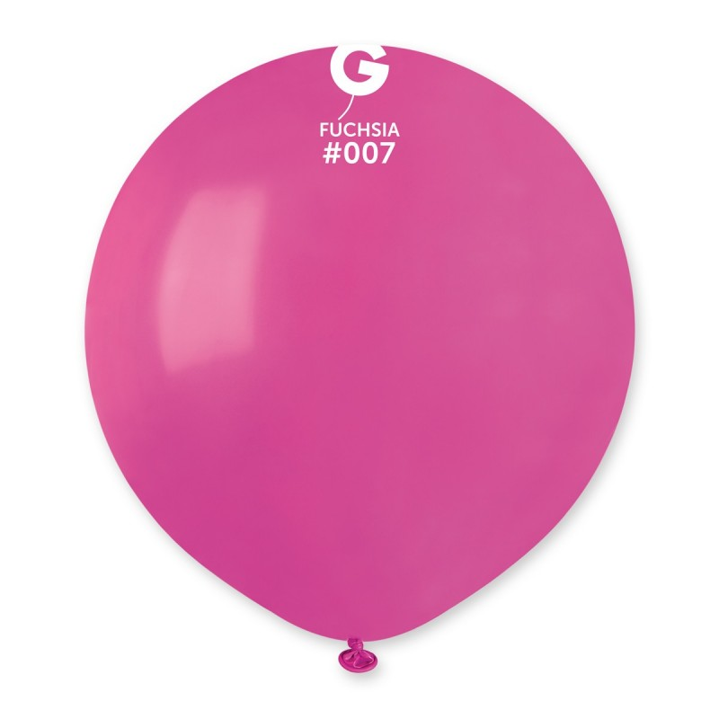 Balão látex 48cm fushia