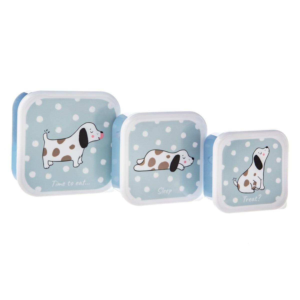 Caixas de alimentos Cão