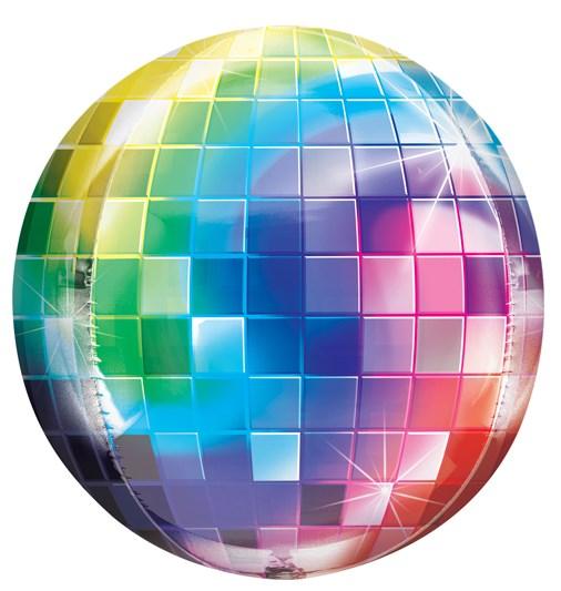 Orbz bola espelhos colorida