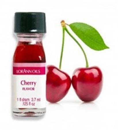 Essência concentrada de cherry