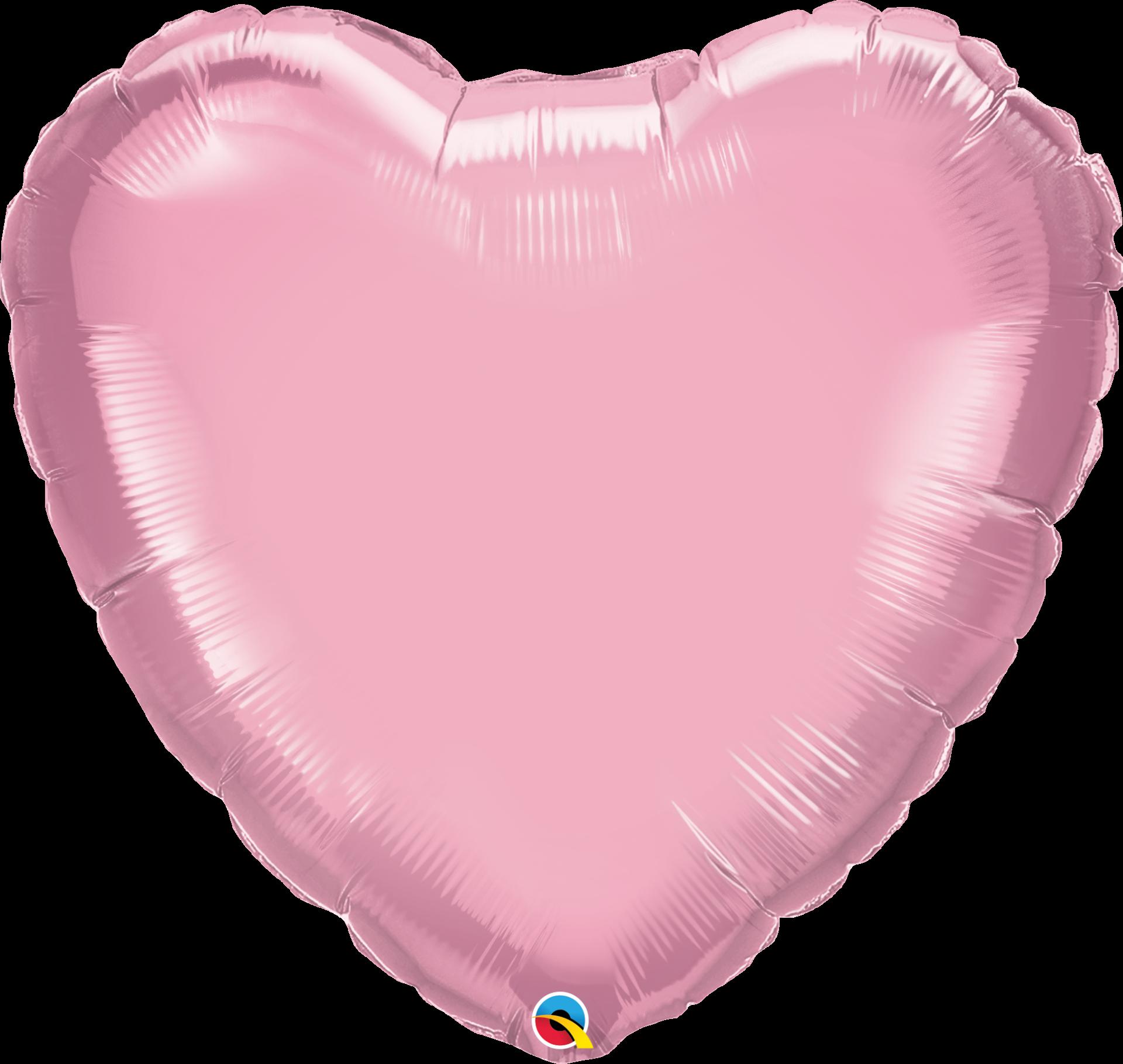 Balão coração XXL 90cm