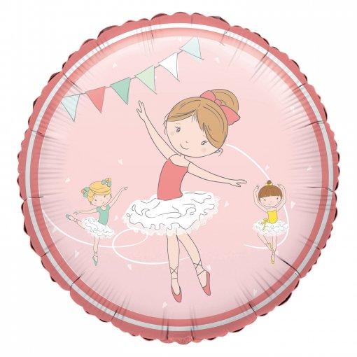 Balão bailarina