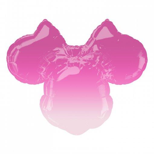 Balão Minnie ombre