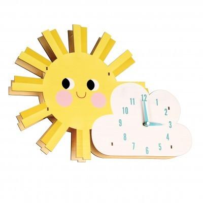Relógio de parede Hello Sunshine