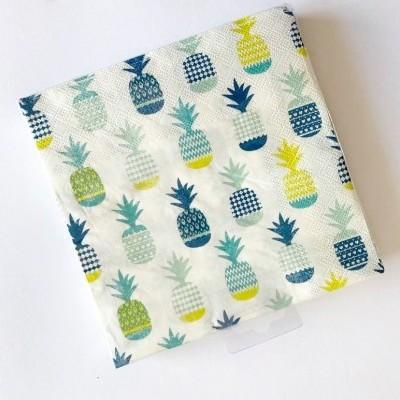 Guardanapos ananáses