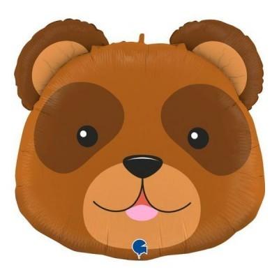 Balão cabeça urso