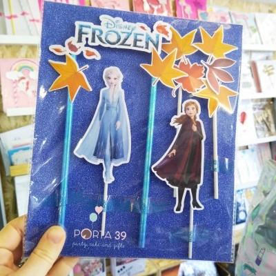 Cake topper Frozen II