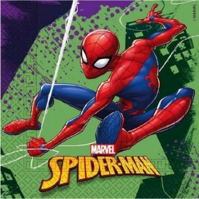 Guardanapos Homem Aranha