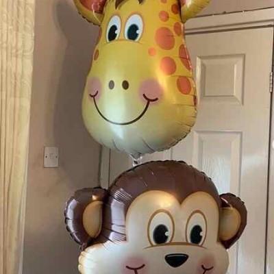 Balão macaco