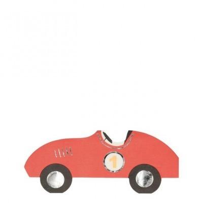 Guardanapos carro