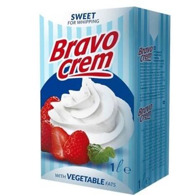 Natas vegetais Bravo cream