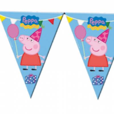 Banner Peppa 3m