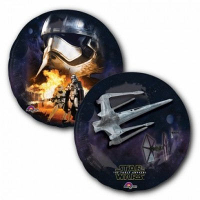 Balão Star Wars efeito 3D