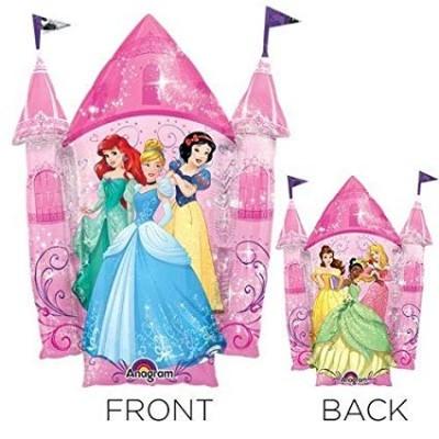 Balão Castelo Princesas Disney